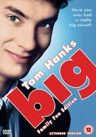 Big (Family Fun Edition) DVD (2007) NEW