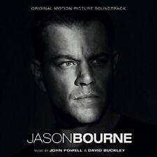 JASON BOURNE CD - ORIGINAL MOTION PICTURE SOUNDTRACK (2016) - NEW UNOPENED