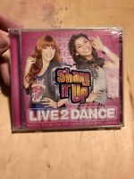 Disney -Shake It Up-Live 2 Dance,(Music From Disney Channel Series) BN Sealed CD