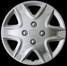 "15"" Set of 4 Wheel Covers Snap On Hubcaps Full Hub Caps fit R15 Tire & Steel Rim"
