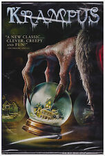 KRAMPUS (2016, DVD) NEW