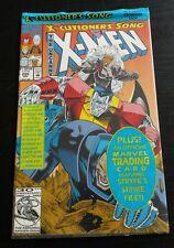 Marvel ComicsTHE UNCANNY X-MEN #295 X-Cutioners Song Part #5 Bagged!