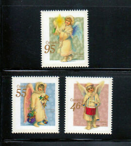 Christmas = Victorian Angels = Canada 1999 #1815-1817 MNH