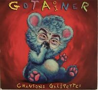 CHANSONS GALIPETTES : GOTAINER - [ CD ALBUM ]