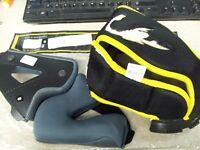 NOS Scorpion Comfort Liner Youth Small Set Fleece VX-9 09-603-60-03