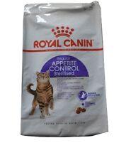 10kg Royal Canin Sterilised Appetite Control Katzenfutter
