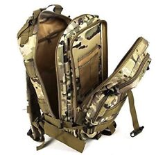 Eyourlife Military Tactical Backpack Small Rucksacks Hiking Bag Outdoor