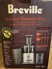 Juice Fountain Plus Centrifugal Juicer Extractor 850 Watt Breville JE98XL Large