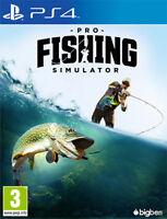 Pro Fishing Simulator (Pesca) PS4 PLAYSTATION 4 Bigben Interactive
