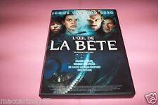 DVD L'OEIL DE LA BETE FILM HORREUR ET SPECTACULAIRE AVEC PIEUVRE GEANTE