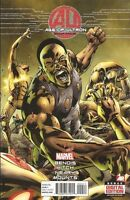 Age of Ultron #4 Unread New / Near Mint Marvel 2013 Digital Code Included **25