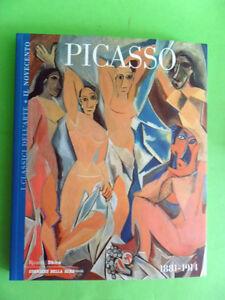 PICASSO 1881-1914.CLASSICI DELL'ARTE-IL NOVECENTO.CORRIERE DELLA SERA.2004