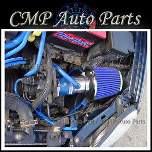 BLUE AIR INTAKE FOR 200-2005 CHRYSLER DODGE NEON 2.0L SOHC ENGINE