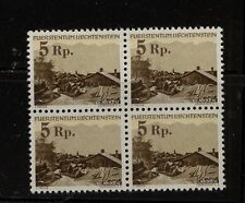 Liechtenstein  239   Mint  NH  block     catalog  $104.00       KEL0118