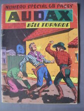 ► AUDAX - BILL TORNADE - N°63 NUMERO SPECIAL 68 PAGES - 1957