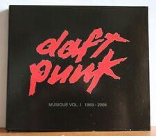 "Daft Punk ""Musique Vol 1 1993-2005"" CD+DVD 2-disc Set"