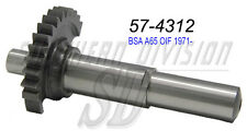 BSA 57-4312 kickstarter shaft & quadrant A65 Lightning Thunderbolt OIF 1971-72