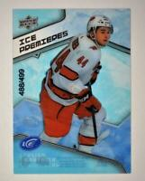 2019-20 ICE Base Ice Premieres Level 3 #95 Julien Gauthier RC /499