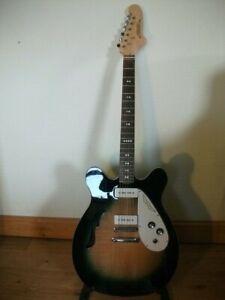 Eastwood Micro frets Guitar