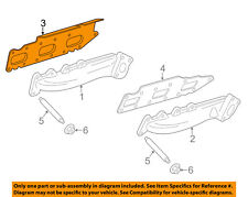 FORD OEM Exhaust Manifold-Manifold Gasket BL3Z9448C SOLD INDIVIDUALLY