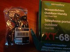 Outdoor-Handy Dual-SIM: Head Set für Outdoor-Handy Simvalley XT-680,