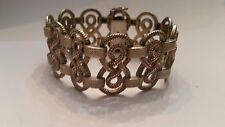 Vintage Theodor Fahrner Bracelet Art Deco TF Sterling Silver