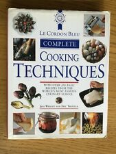 Le Cordon Bleu Complete Cookery Techniques, Wright, Jeni, Very good