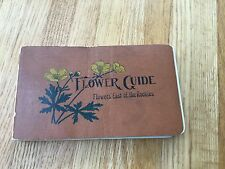 Flower Guide Wild Flowers East Of The Rockies 1912 Chester Reed