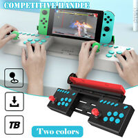 Double Arcade Joystick-Controller Gamepad For NS Switch Console Plug And Play