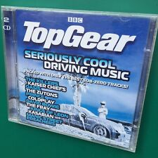 Top Gear Seriously Cool Driving Music Pop Rock 2-Cd Tv Soundtrack Kasabian Oasis
