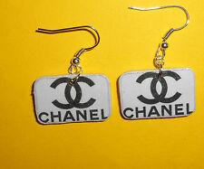 Bijoux Orecchini earrings creazioni in fimo logo realizzati  a mano idea regalo