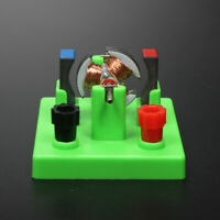 AM_ DC Electrical Motor Model Physics Experiment Aids Educational Students DIY T
