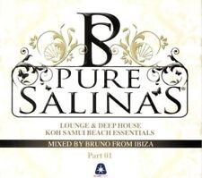 Pure Salinas Vol.1 By Bruno from Ibiza 2CDs Neu OVP