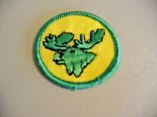 Boy Scouts - Moose Patrol Patch - New