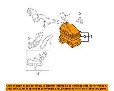 VW VOLKSWAGEN OEM 99-04 Beetle Air Cleaner Intake-Filter Box Housing 1C0129607D