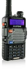 Baofeng UV-5R V2+ Stronger Case & Enhanced Features Set & Durable (REFURBISHED)