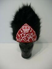 42nd highlanders 1750's fur Grenadier Mitre cap