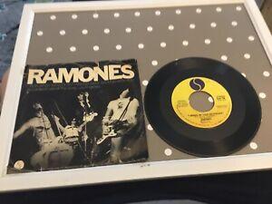 Ramones-i Wanna Be Your  Boyfriend/california Sun Live 45 USA