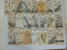 HUGE LOT OF NEW OLD STOCK KEMTRON 1:24 SLOT CAR CHASSIS PARTS