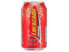 LUCOZADE ENERGY ORIGINAL CAN 24 X 330ML