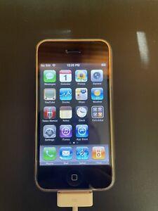 Apple iPhone 1st Generation - 8gb - Black