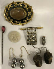 Interesting Job Lot Antique Jewellery