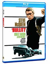 BULLITT - Steve McQueen - BLU-RAY NEUF SOUS BLISTER