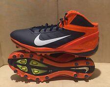 New Nike Alpha Talon Elite 3/4 Mid TD Sz 16  Broncos Football Cleats 534769-406