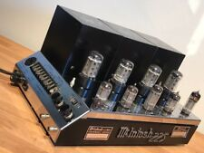 VINTAGE MCINTOSH MC225 TUBE AMPLIFIER GREAT COND-ORIG MCINTOSH 7591TUBES