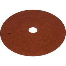 Trademark Innovations 30 in. x 1/2 in. Reversible Composite Mulch Ring Tree Mat