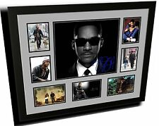 WILL SMITH SIGNED LIMITED EDITION FRAMED MEMORABILIA