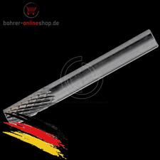 Hartmetallfräser Fräseraufsatz Hartmetall Fräsaufsatz Form A 6mm