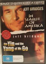 IN SEARCH OF AMERICA / YIN AND YANG OF Mr GO DVD - Free Postage