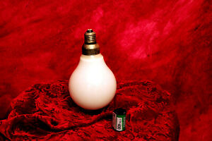 Durst 500w Opal bulb for 8x10 and 5x7 enlargers